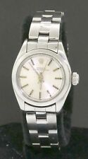 Rolex Oyster Perpetual 6718 SS 1980 automatic ladies watch
