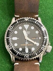 Seiko Vintage Diver 5H26 7A10