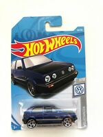 Hot Wheels 2019 VOLKSWAGEN GOLF MK2 68/250 series 7/10 Mattel Diecast FYF76