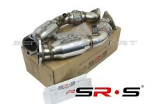SRS Test pipe FOR 07-08 Infiniti G35/350Z 09- 16 370Z G37 With Catless