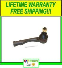 NEW Heavy Duty Deeza LE-T201 Steering Tie Rod End, Front Left Outer