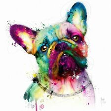 BULLY BY PATRICE MURCIANO ROCK SLATE PRINT AVAILABLE IN 3 SIZES