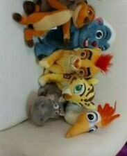Disney Lion Guard Plush Toys