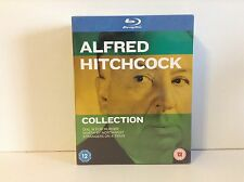 Alfred Hitchcock trilogy Collection (blu-ray)