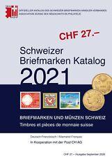 SBK catalogus Zwitserland Katalog Schweiz Switzerland catalogue 2021