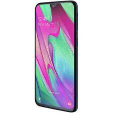 Samsung Galaxy A40 A405 64GB black Android Smartphone Handy 4GB RAM LTE/4G