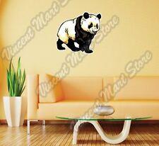 "Giant Panda Bear Animal China Zoo Gift Wall Sticker Room Interior Decor 22""X22"""