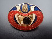 Leichhardt Bowling Club Badge Pin Rare Vintage