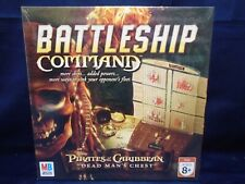 Battleship Command Pirates of the Caribbean Dead Man's Chest Board Game
