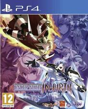 Under Night In-Birth Exe:Late[CL-R] | PlayStation 4 PS4 New