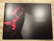 2017 MAZDA CX-5 12-page Original Dealer Brochure