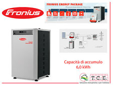 Batteria litio - ferro fosfato FRONIUS SOLAR BATTERY 6,0 storage fotovoltaico
