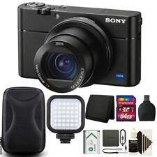 Sony Cyber-shot DSC-RX100 VA Digital Camera Black + 64GB Accessory Kit