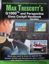 G1000 Glass Cockpit Handbook - Garmin & Perspective - Max Trescott - 5th Edition