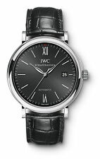 IWC Armbanduhren im Luxus-Stil aus Edelstahl