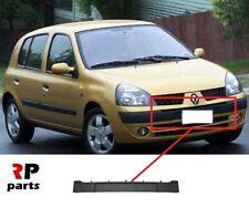P0298 EQUAL QUALITY Paraurti anteriore nero RENAULT CLIO II BB0//1//2/_, CB0//1//2/_