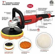 Toolman Polisher Machine Buffer Sander Cars Trucks Wooden Floor Marble Waxing