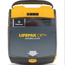 PHYSIO-CONTROL LIFEPAK CR PLUS AED- Biomed Recertified, Excellent Condition!
