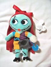The Nightmare Before Christmas Sally Plush Ornament Doll NWT Disney Parks