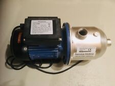 Aquaroc Zisternenpumpe Silenta Eco 750-4 Kreiselpumpe Saugpumpe Pumpe Zisterne