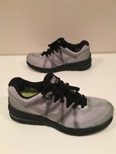 Nike Lunarmx + Flywire Mens Running Athletic Shoes Gray/black Size 9.5