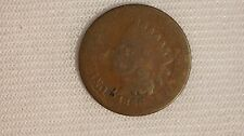 1866 Indian Head Cent Coin- 1C