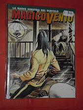 MAGICO VENTO - N° 19 a- mano sinistra diavolo- EDIZIONE SERGIO BONELLI EDITORE