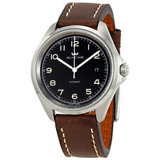 Glycine Combat 7 Automatic Black Dial Mens Watch 3898.19 AT.P.LB7BF