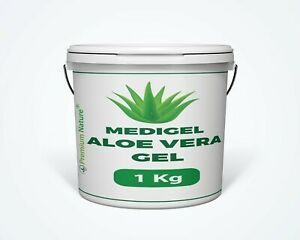 99% Pure Aloe Vera Gel 100ml 500ml 1kg 5kg