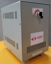 2.2kW - 3HP Single Phase 240 V to 3 Phase 0-415V Digital Phase converter VFD VSD