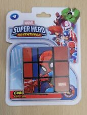 1 MARVEL Small Puzzle Rubic Twist Gift Toy 3x3 Rubiks