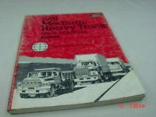 Vintage Ford 1981 Medium Heavy Truck Shop Manual Engine Mechanic Tool and Helper
