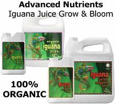 Advanced Nutrients Iguana Juice Grow & Bloom - 1L, 5L