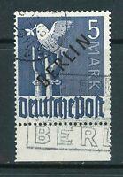 Luxus Berlin Michel-Nr. 20 Rand - gestempelt - geprüft Schlegel BPP - Mi. 750,-