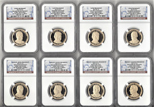 2013-2014-2015-2016  S NGC PF70 ULTRA CAMEO PRESIDENTIAL  PROOF  early releases