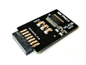 MSI TPM 2.0 MS-4136 Compatible Trusted Platform Module (14-1 Pin)