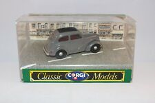 Corgy Toys D701 Ford Popular Saloon 1:43 all original Mint condition
