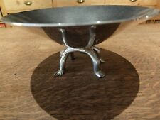 More details for carrol boyes south african designer large aluminium cone bowl has impressed mark