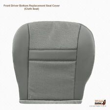 Driver Bottom Cloth Seat Replacement Seat Cover Trim D5 For 2007 2008 Dodge Ram
