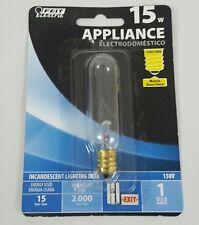 Feit Electric 15 Watt Appliance Bulb candleabra base