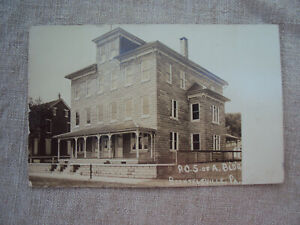 RPPC Bechtelsville PA POS of A Buildng Unposted Divided