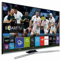 "TV SAMSUNG DEL 48"" SMART 4K Ultra HD UE48JU6472U VGA HDMI MKV UHD IPTV WIFI LAN"