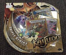 DUEL MASTERS, KAIJUDO ELITE SERIES TRIPLE STRIKE ALL FOIL PREMIUM DECK, NEW