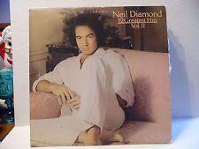 Mixed Lot 20 Records Neil Diamond Journeyman Quartet Burt Wheels Disco Fever