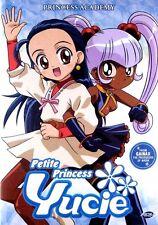 Petite Princess Yucie: Princess Academy (DVD 2004 FS) Vol 1 Story by Takami Akai