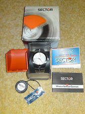 SECTOR 470 SWISS MOVEMENT WATCH RRP £280
