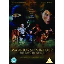 Warriors Of Virtue 2 - The Return To Tao (DVD 2005) New