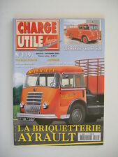CHARGE UTILE 119 INTERNATIONAL HARVESTER-NIVEULEUSE AUSTIN WESTERN-BERLIET GLA