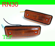 FOR TOYOTA HILUX RN30 RN40 A PAIR OF SIDE MARKER INDICATOR LIGHTS 79 - 83 81 85