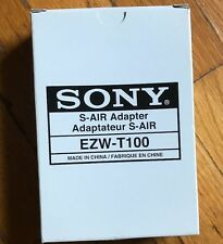 SONY S-AIR Adapter  EZW-T100 Wireless Transmitter for Sony Home Theater System